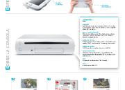 Infografía sobre consola Nintendo Wii U