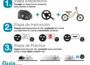 Manual para aprender a manejar en bicicleta 2
