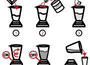 Manual de uso de una licuadora