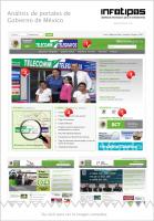 Análisis de los portales del Gobierno de México